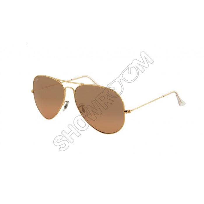 Женские солнцезащитные очки RAY BAN aviator 3025,3026 (001/3E) Lux
