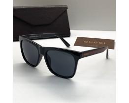 Чоловічі стильні сонцезахисні окуляри (0057) black