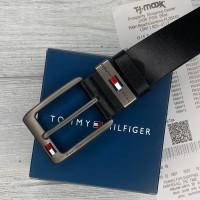 Мужской кожаный брендовый ремень (011)