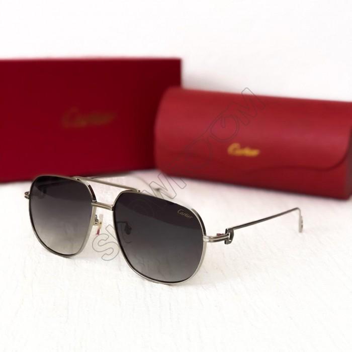 Мужские солнцезащитные очки (0111) Lux