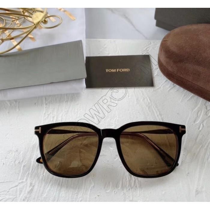 Женские очки от солнца TF (0625) brown LUX