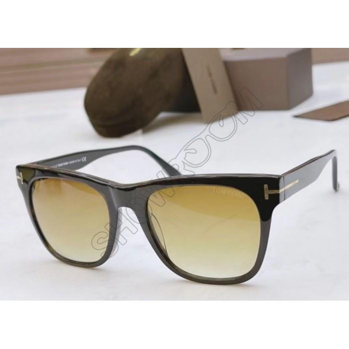 Женские очки от солнца TF (0833) brown LUX