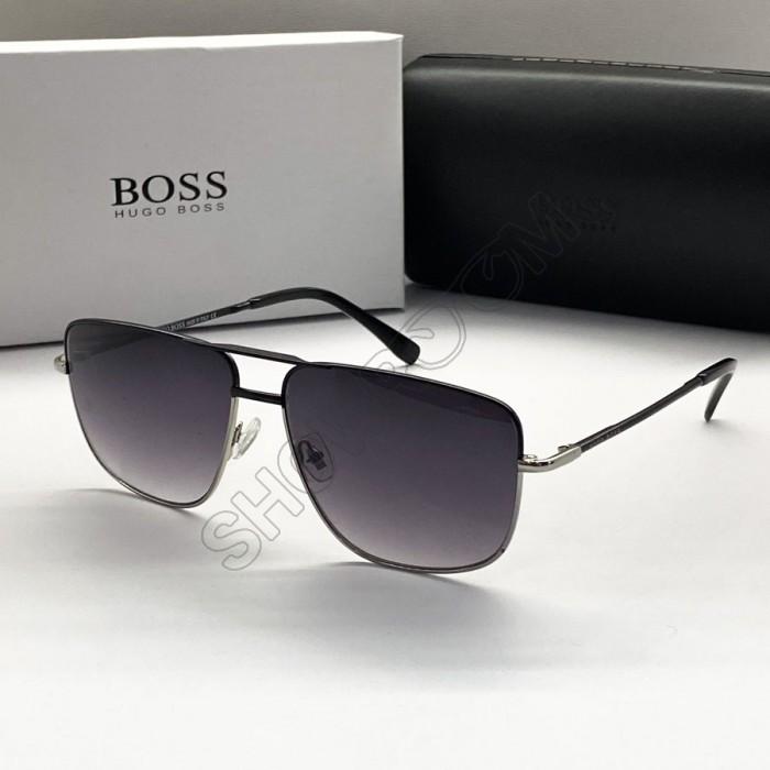 Мужские брендовые солнцезащитные очки Hugo Boss (1069) Lux