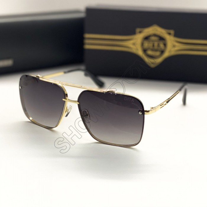 Мужские солнцезащитные очки Dita (1080) grey