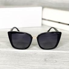 """Жіночі сонцезахисні окуляри """"кішки"""" (1087)"""