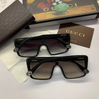 Женские очки маска от солнца (11070) black
