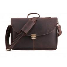 Мужской кожаный портмфель Wild Leather (1158)