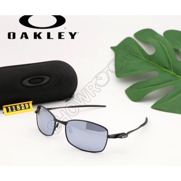Мужские брендовые солнцезащитные очки Oakley (11829)