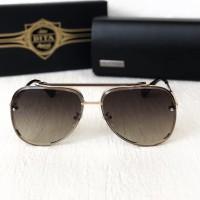 Женские солнцезащитные очки авиаторы Dita (122) brown