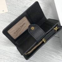 Небольшой женский кошелек Ck (13833) black