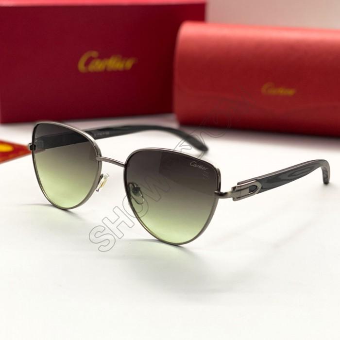 Брендовые женские солнцезащитные очки (1600)