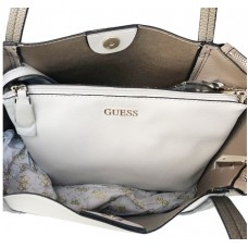 Женская сумка Guess (17622) grey