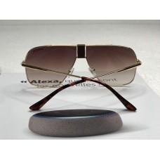 Мужские солнцезащитные очки маска Carrera (1810) gold