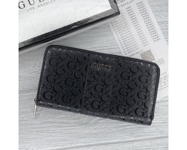 Женский брендовый кошелек Guess (1858) black