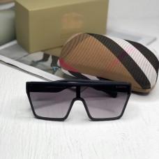 Жіночі брендові сонцезахисні окуляри маска (2020) black