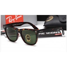 Мужские солнцезащитные очки RAY BAN Wayfarer 2140-902 LUX