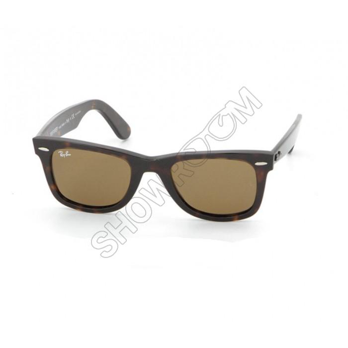 Женские солнцезащитные очки RAY BAN Wayfarer 2140-902 LUX