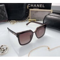 Женские солнечные коричневые очки (2223) поляризация