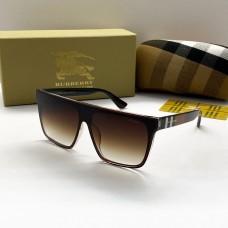 Жіночі брендові сонцезахисні окуляри маска (2281) brown