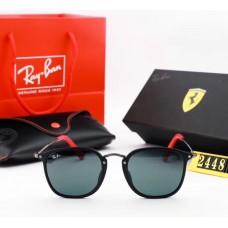 Чоловічі сонцезахисні окуляри Rb (2448) black