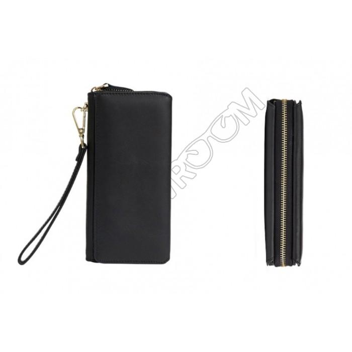 Мужской кожаный кожаный клатч Leather Collection (2760)