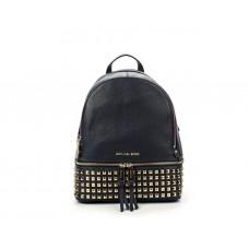 Женский кожаный брендовый рюкзак Michael Kors Big (2821-2) Lux
