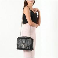 Женская стильная сумка Guess (29420) black