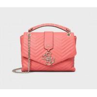 Женская стильная сумка Guess (29420) pink