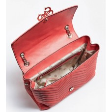 Жіноча стильна сумка Guess (29420) pink
