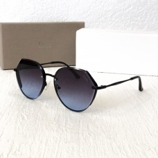 Жіночі брендові сонцезахисні окуляри (2945) blue