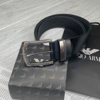 Кожаный ремень для мужчин Armani (320)