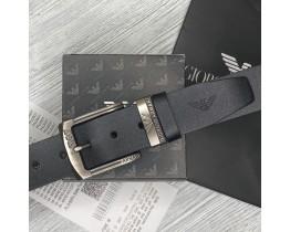 Кожаный ремень для мужсин Armani (320)