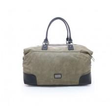 Тревелбег, саквояж, дорожня сумка David Jones (362) колір тауп