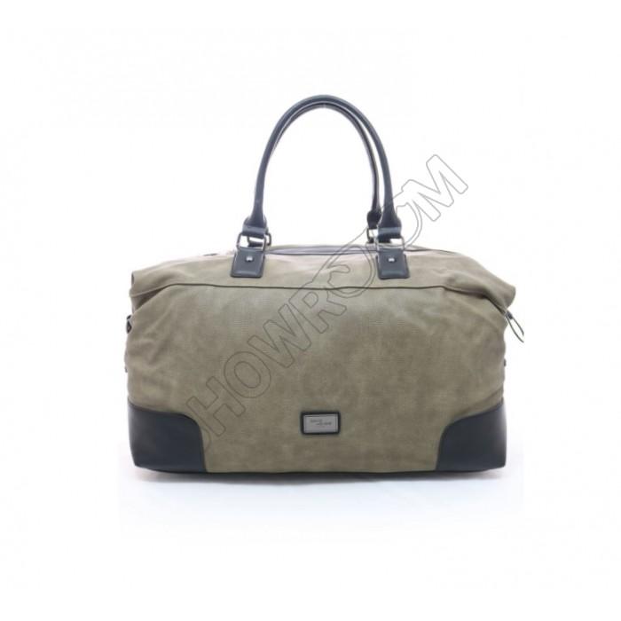 Тревелбег, саквояж, дорожная сумка David Jones (326) цвета тауп