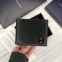 Мужской кожаный горизонатльный кошелек (3303) подарочная упаковка