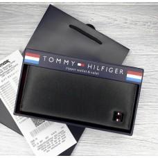 Чоловічий шкіряний гаманець (3305) подарункова упаковка