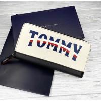 Мужской кошелек на молнии (3306) подарочная упаковка
