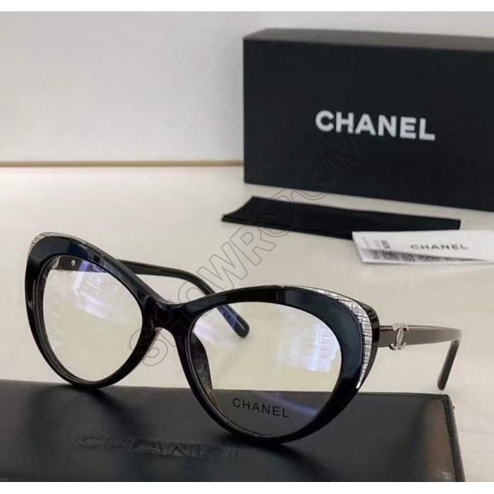 Женская брендовая оправа Ch (3405) black