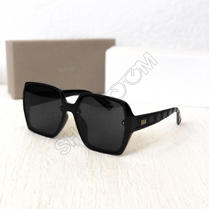 Женские солнцезащитные очки с поляризацией (3420) black