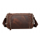 Мужская кожаная сумка Wild Leather (349) коричневая