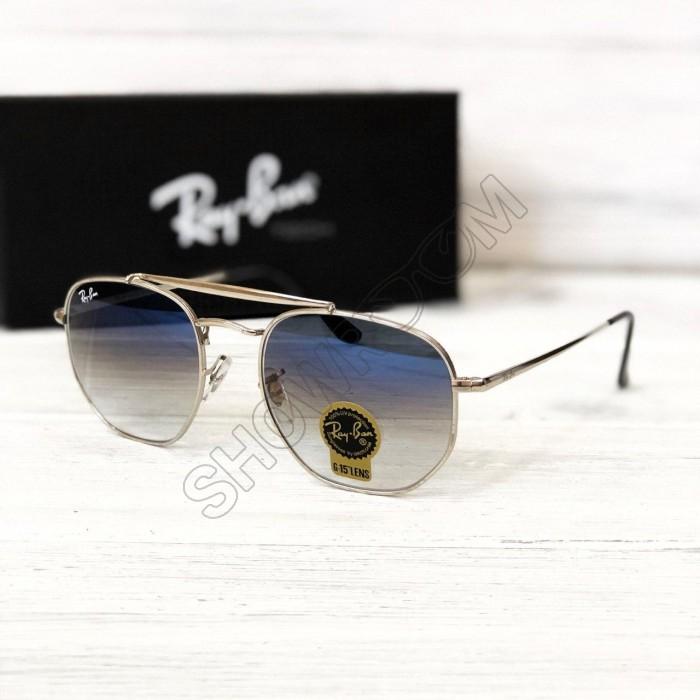 Мужские солнцезащитные очки авиаторы Ray Ban (3648)