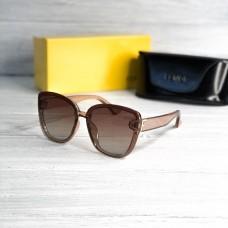 Брендовые женские солнцезащитные очки (3913) pink