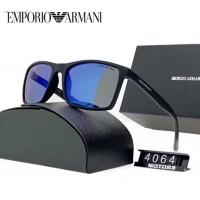 Мужские солнцезащитные брендовые очки (4064) mirror