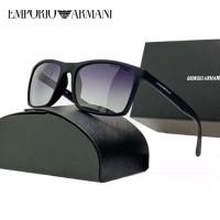 Мужские солнцезащитные брендовые очки (4064) black
