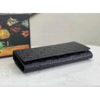 Женский удобный кожаный кошелек GG (408830)