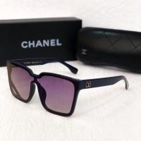 Женские брендовые очки от солнца (4253) blue