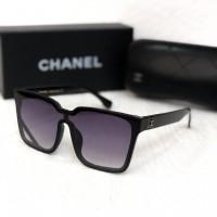 Женские брендовые очки от солнца (4253) black