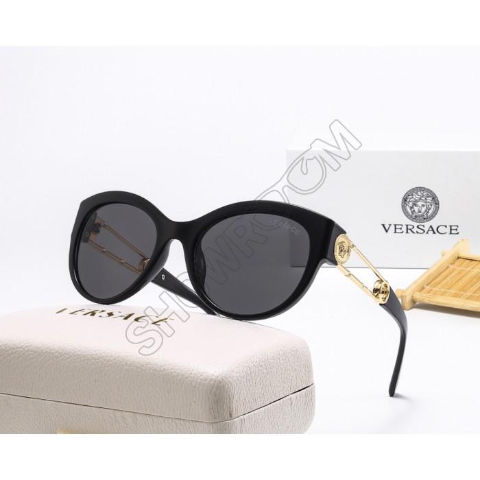 Женские солнцезащитные очки Versace (4389) black