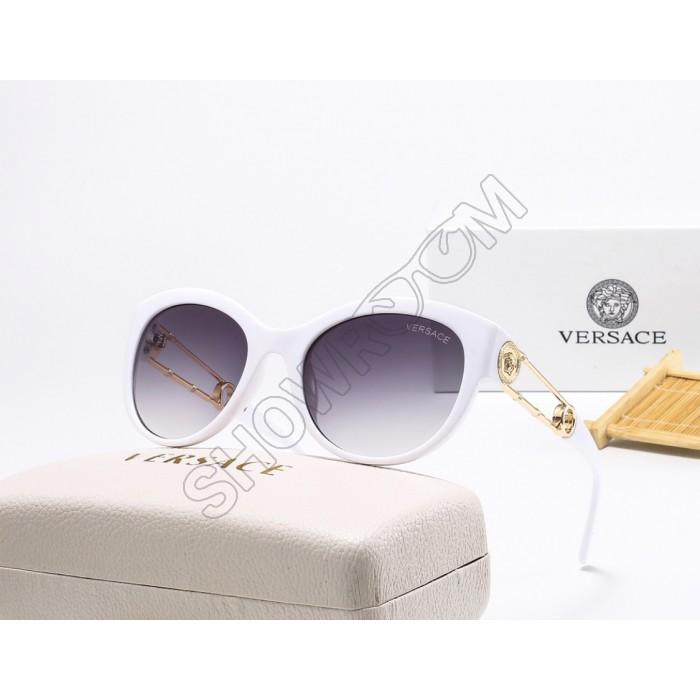 Женские солнцезащитные очки Versace (4389) white