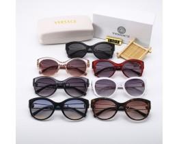 Жіночі сонцезахисні окуляри Versace (4389) white